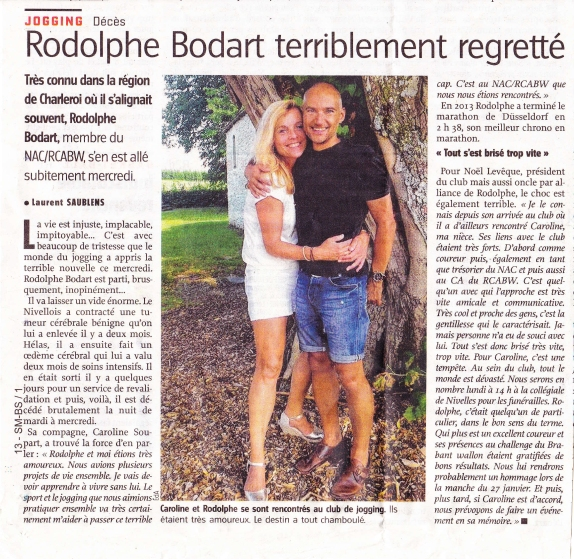 2018.01 Rodolphe Bodart terriblement regretté