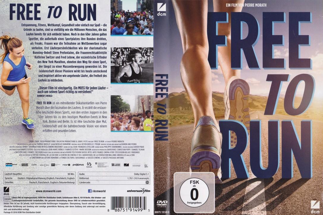 FREE TO RUN Vidéo