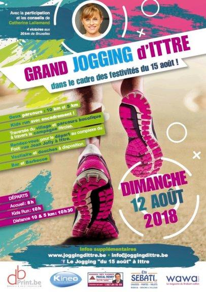 Jogging Ittre
