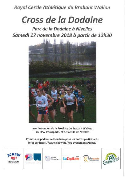 Cross CABW Affiche