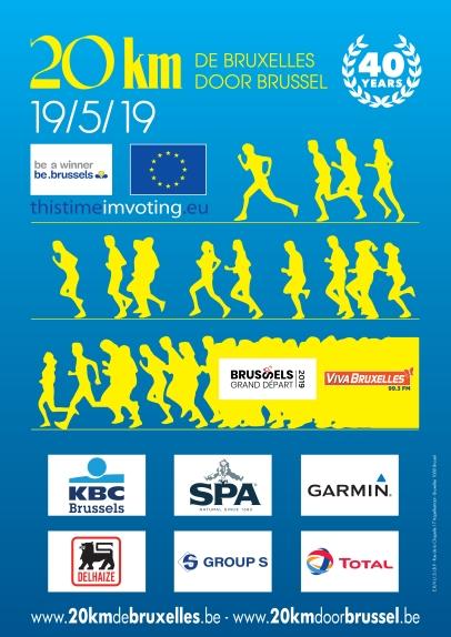 20kmdeBruxelles 2019_Affiche_full partners