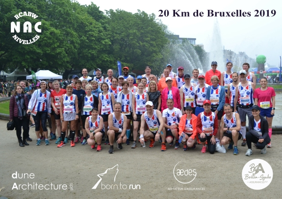 20 KM OFFICIELLE 2019