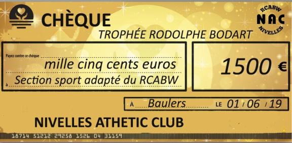 TRB Chèque