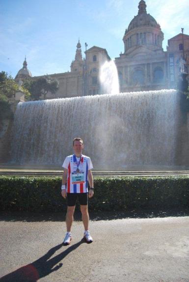 Benoit Barcelone 2012 3 h 16 min 20 sec