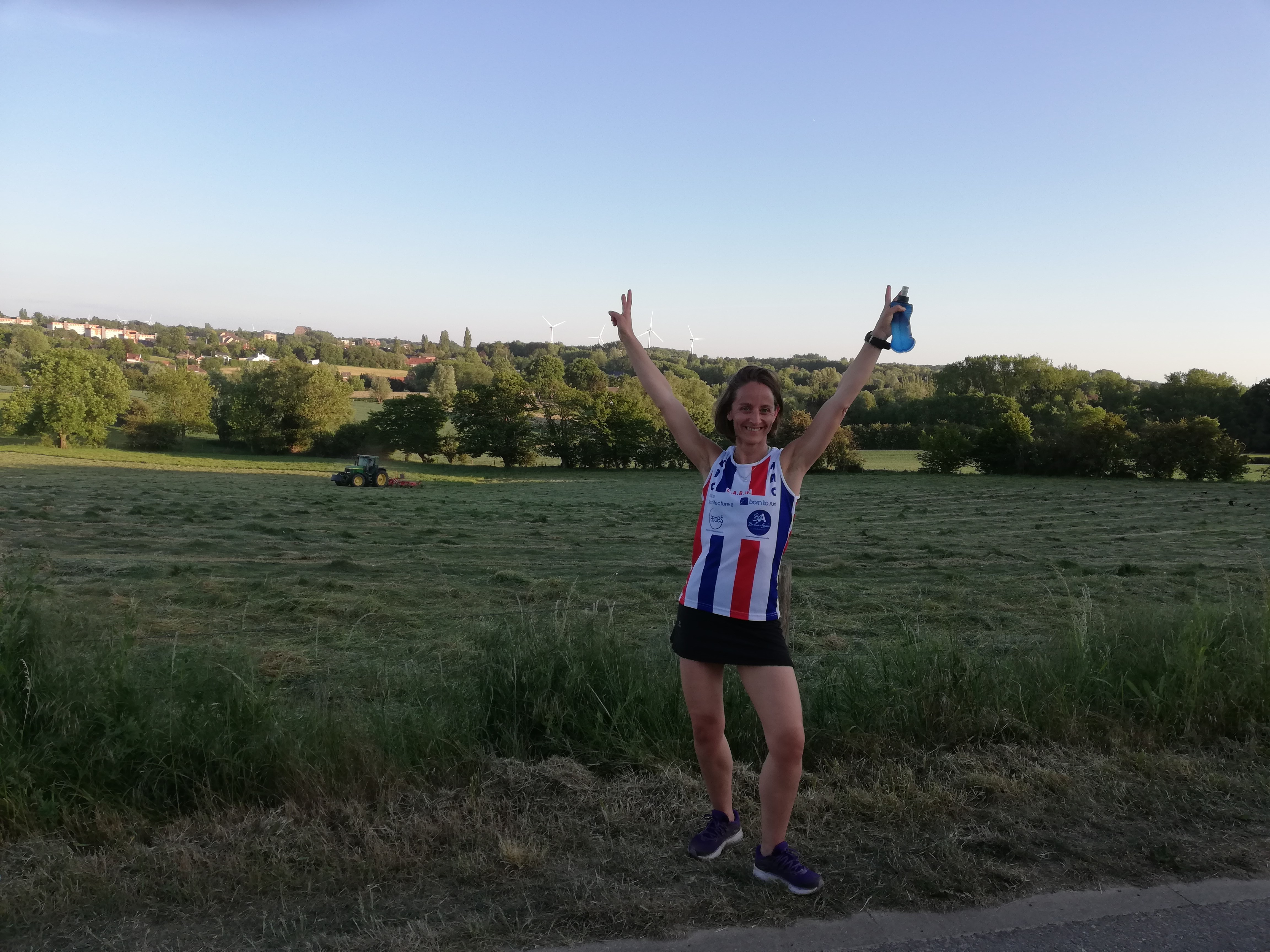 Bettina 10 km 1