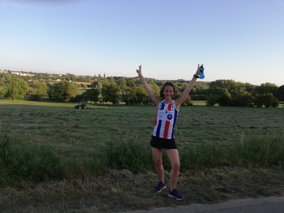 Bettina 10 km 1