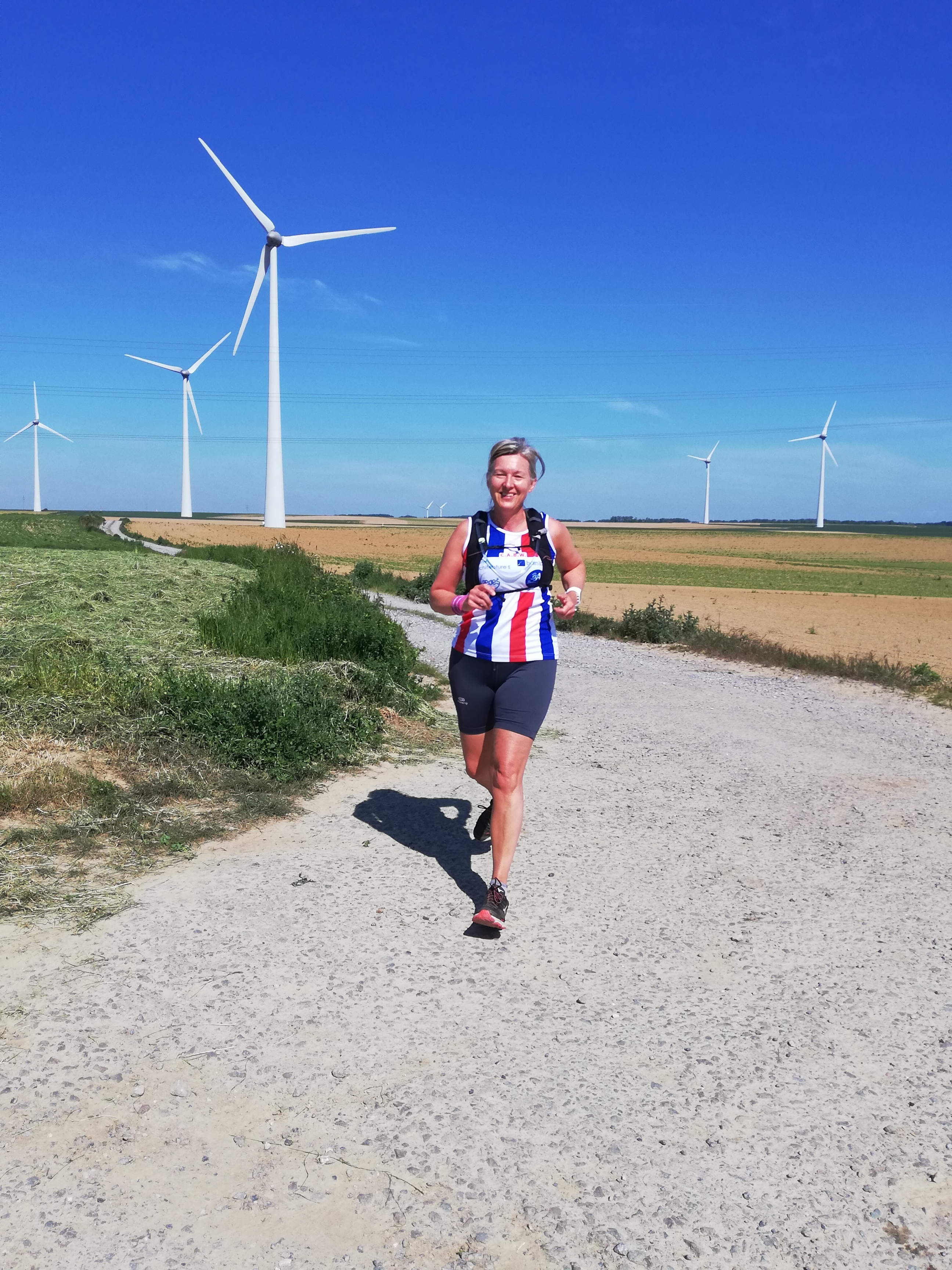 Chantal B 10 km