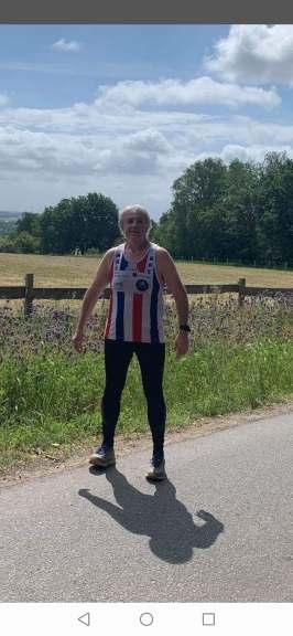 Eric D 10 km