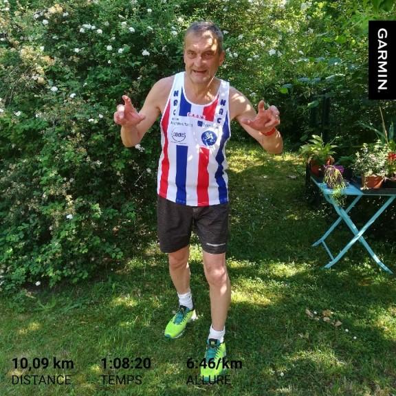 Louis Boutriau 10 km