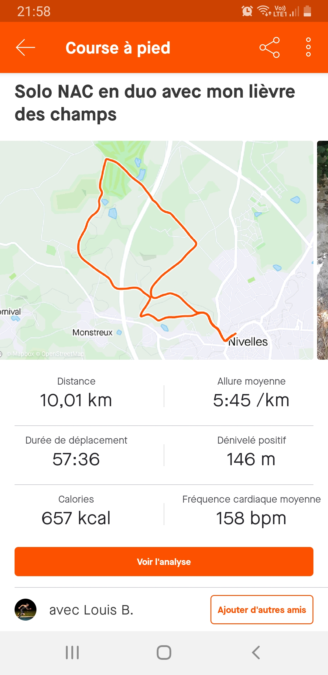 Mary parcours