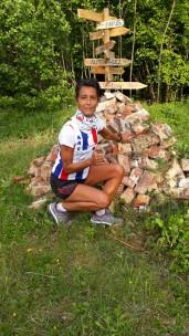 Nathalie E 10 km